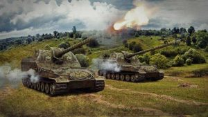 تحميل لعبة World of Tanks Blitz