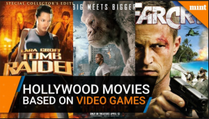 Movies from Games